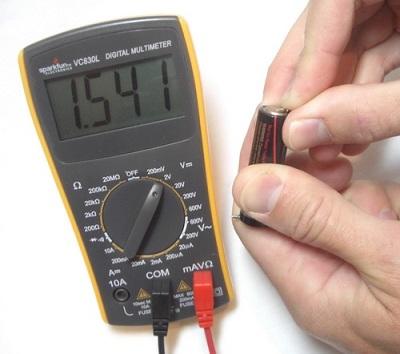 Cómo Usar Un Multímetro Mci Capacitación